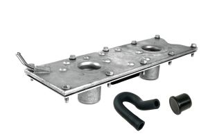 2004-2005 LS1 LS6 Engine Valley Cover Swap Kit