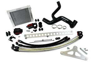 1996-2004 Ford Mustang GT Track Only Oil Cooler & Filter Relocation Kit