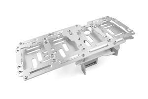 LS2, LS3 C6 Corvette Racing Oil Pan Baffle & Crank Scraper Kit