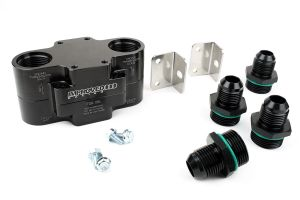 Flow Series Extreme -16AN Engine Oil Cooler Thermostat