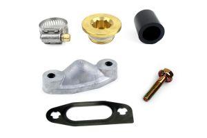 2012-2015 Camaro Factory Oil Cooler Delete Kit