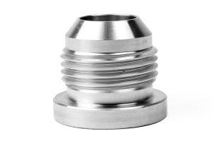 RaceFlux AN Flare Aluminum Weldable Bung