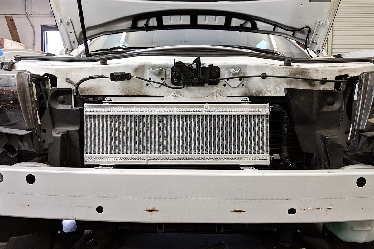 2012 2015 5th Gen Camaro Performance Oil Cooler Kit