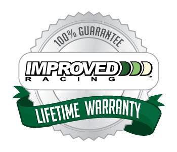 Improved Racing Warranty Badge